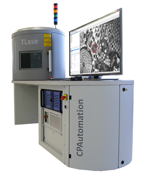 Laser Processing Cpautomation
