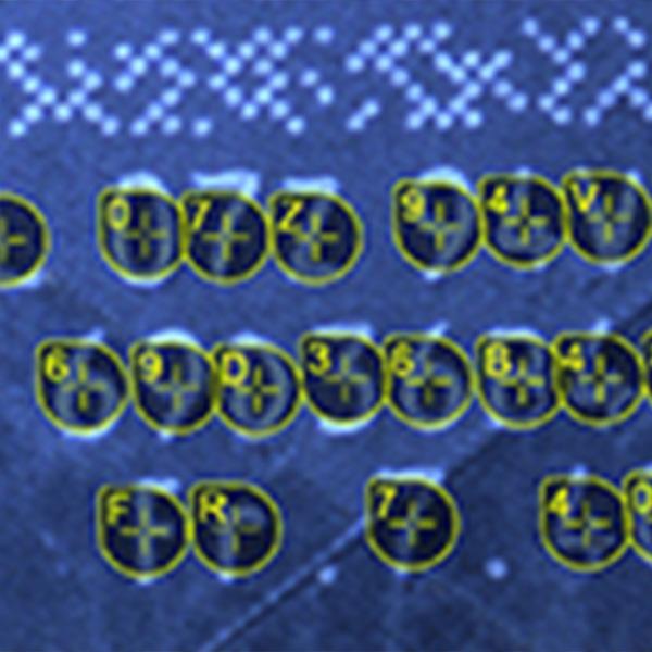 Optische Zeichenerkennung (OCR)